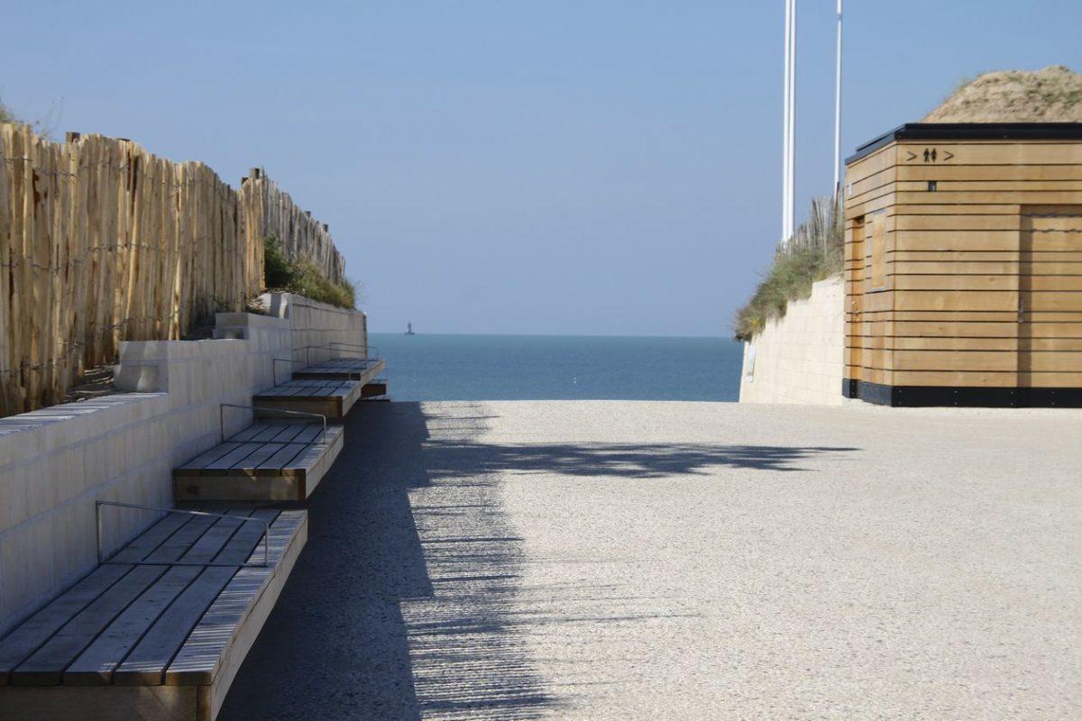 Un article sur l'aménagement des arrières-plages de la Couarde-sur-mer