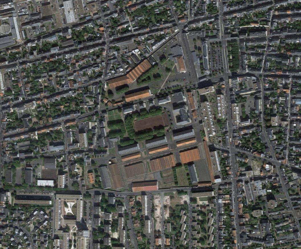 Un nouveau projet, la ZAC Caserne Beaumont-Chauveau à Tours