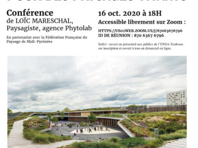 phytolab_conference-loic-mareschal-ENSA-Toulouse-octobre2020