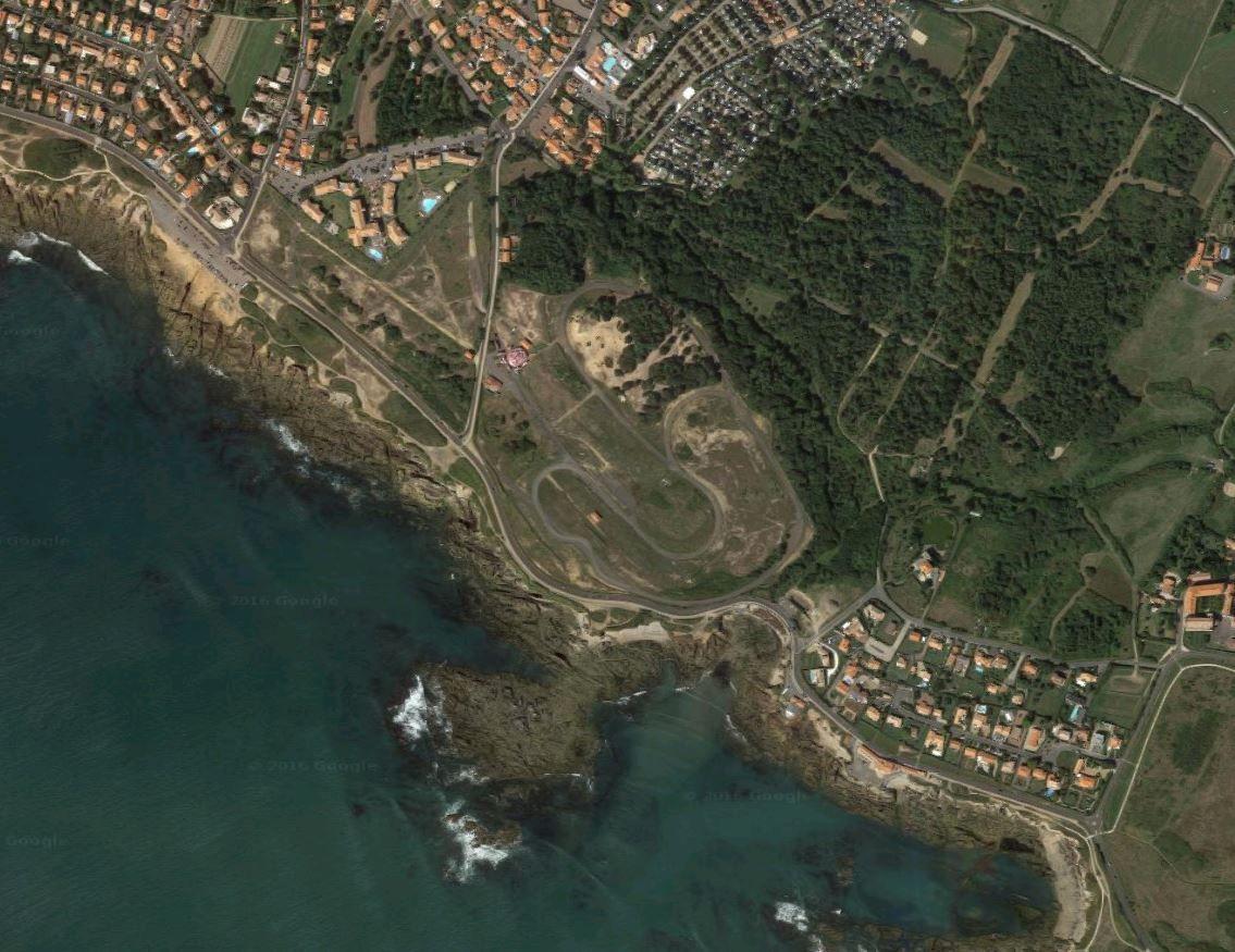 Nouveau projet de renaturation d'un site sensible en bord de mer