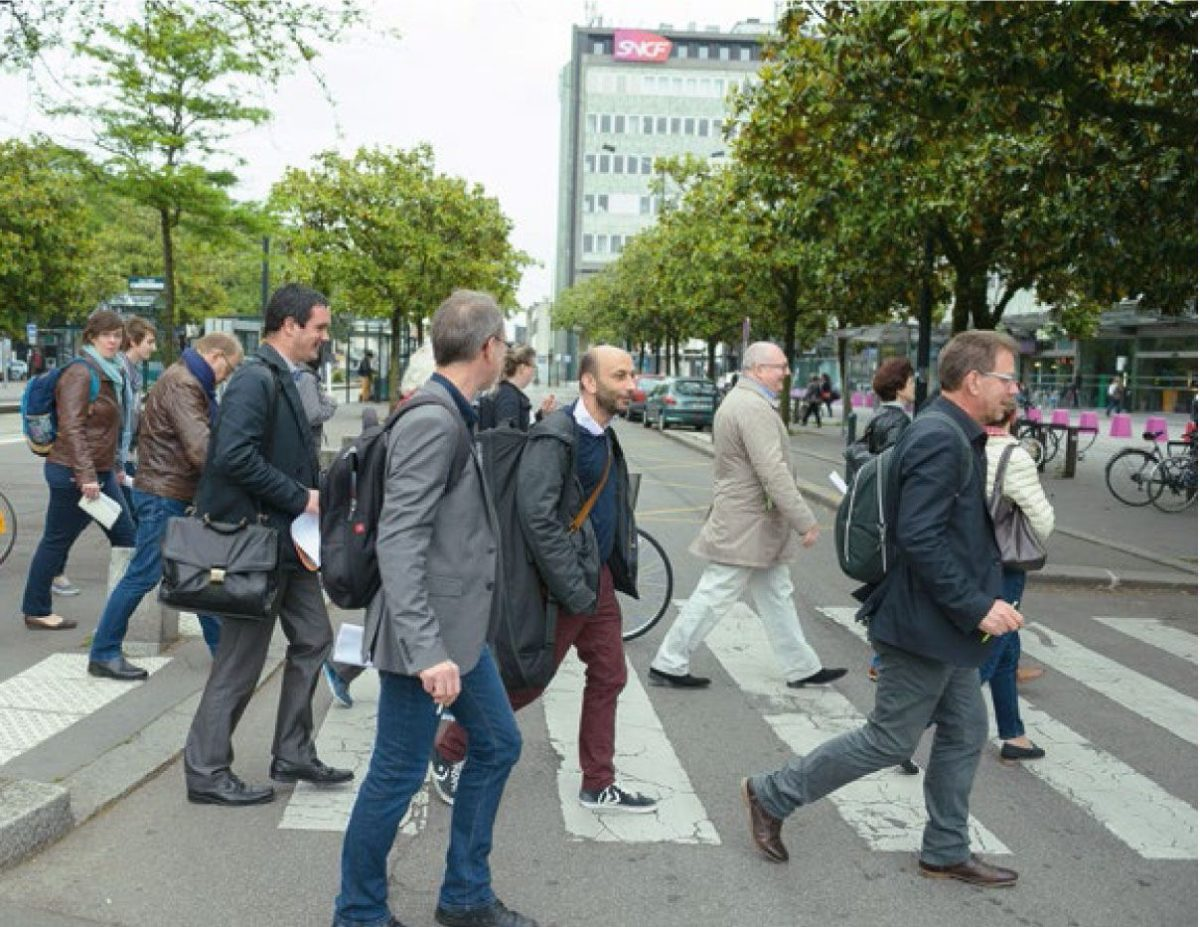 Début de la concertation sur la Gare Nord de Nantes