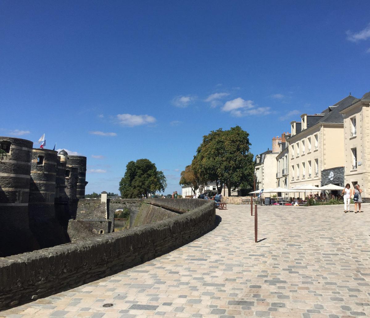 Un article complet sur la Promenade du Bout du Monde à Angers!