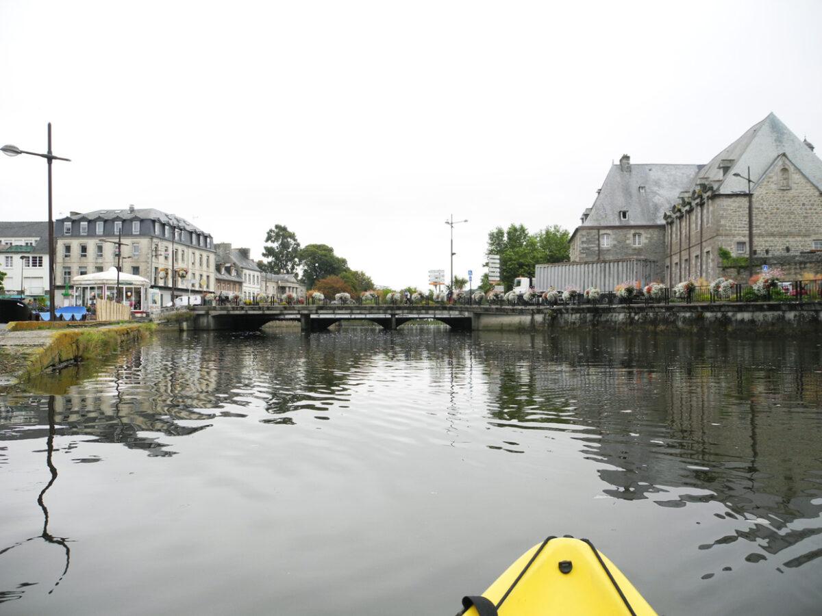 Lannion, un fleuve en centre ville
