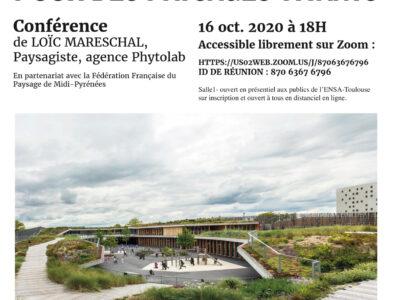 phytolab_conference-loic-mareschal-ENSA-Toulouse-octobre2020